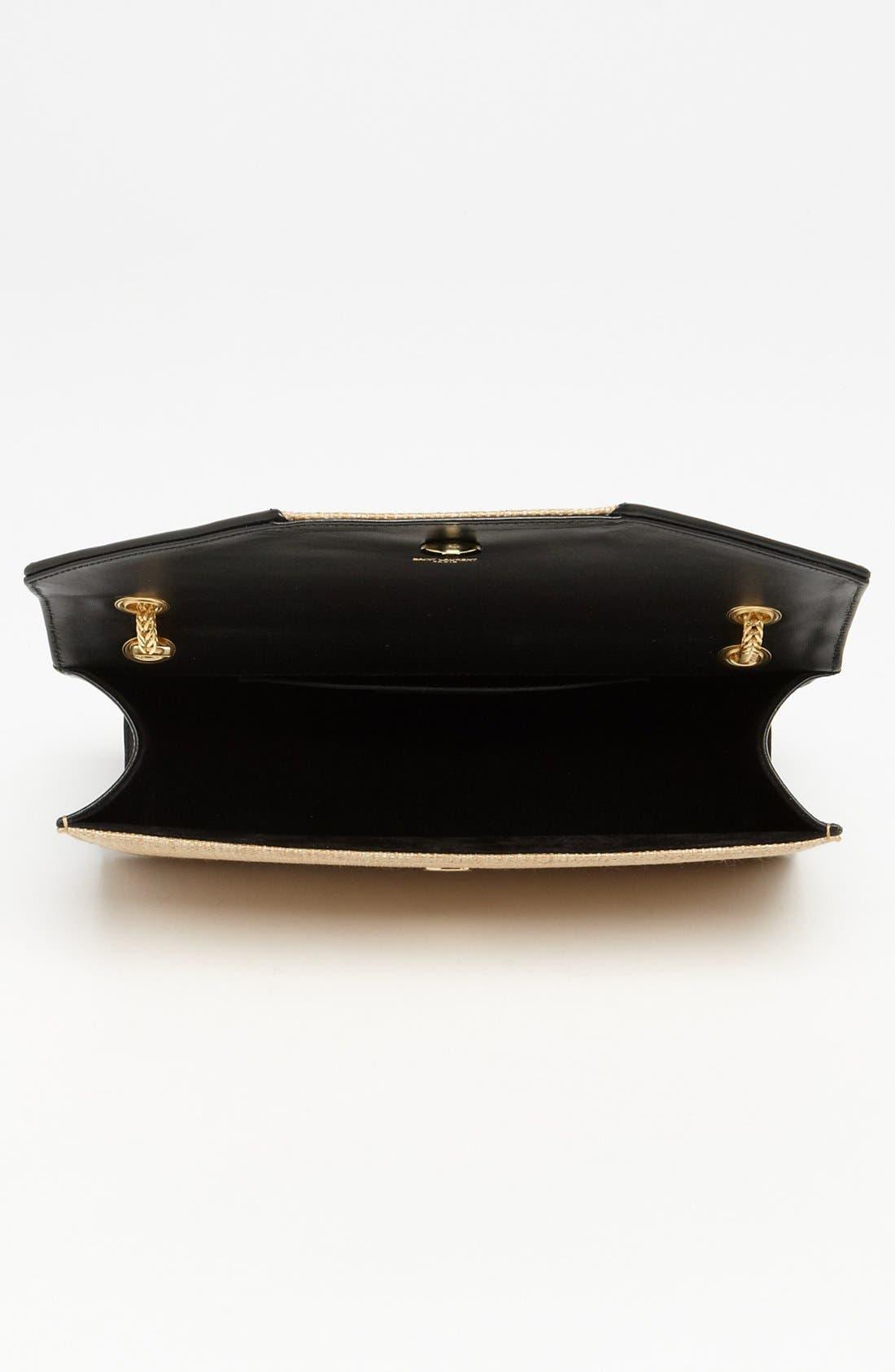 Alternate Image 3  - Saint Laurent 'Betty - Medium' Shoulder Bag