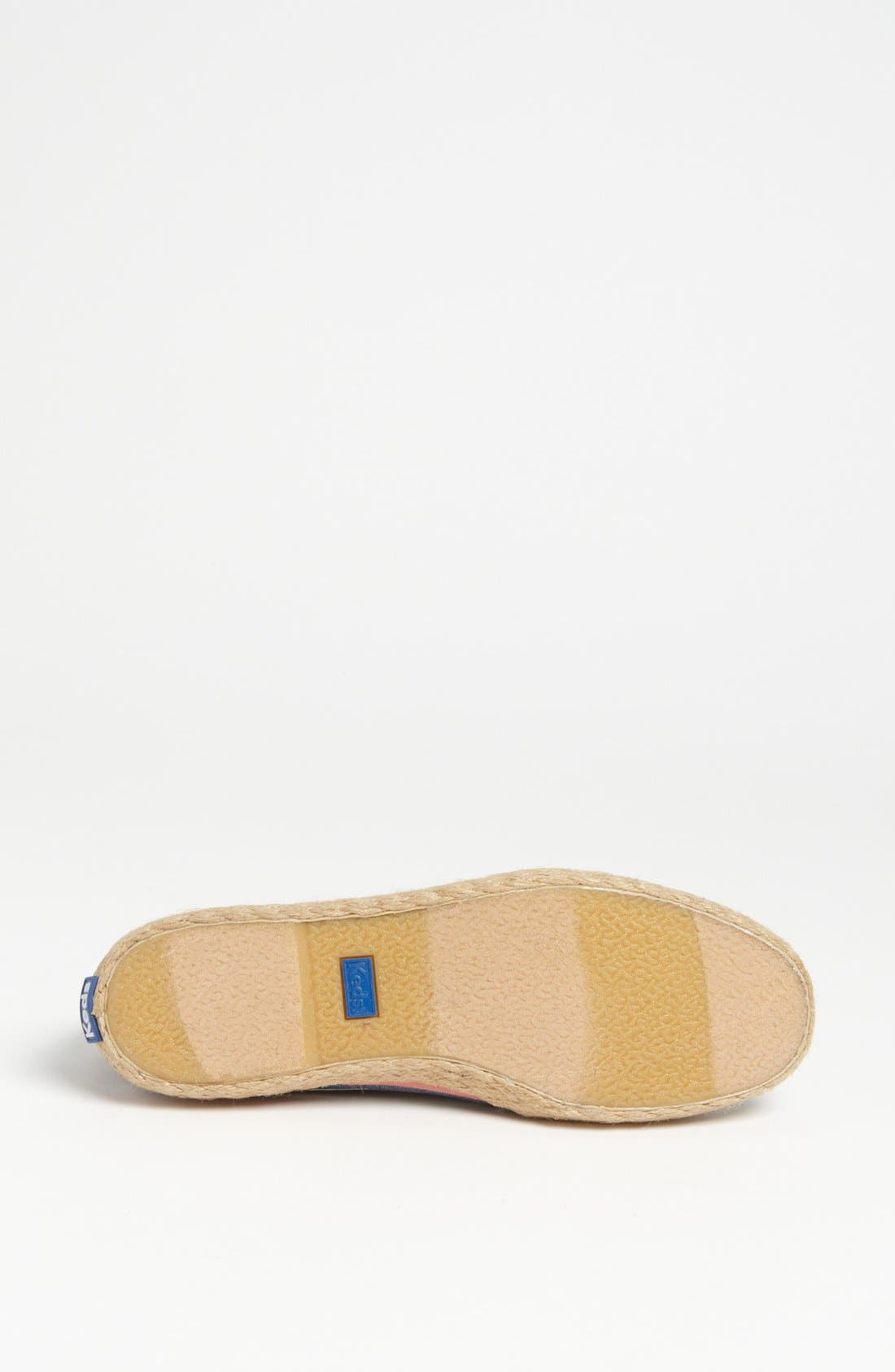 Alternate Image 4  - Keds® 'Champion Jute' Slip-On (Women)