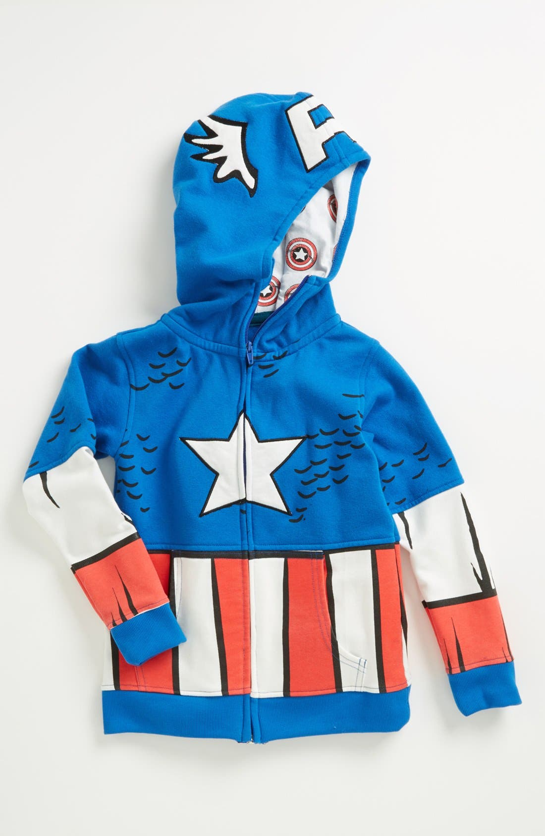 Alternate Image 1 Selected - Jem 'The Captain' Hoodie (Little Boys)