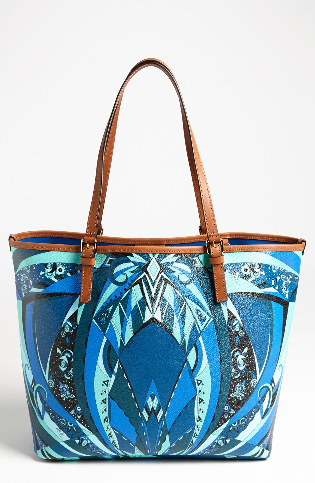 Main Image - Emilio Pucci 'Chicago Piazzato - Medium' Tote