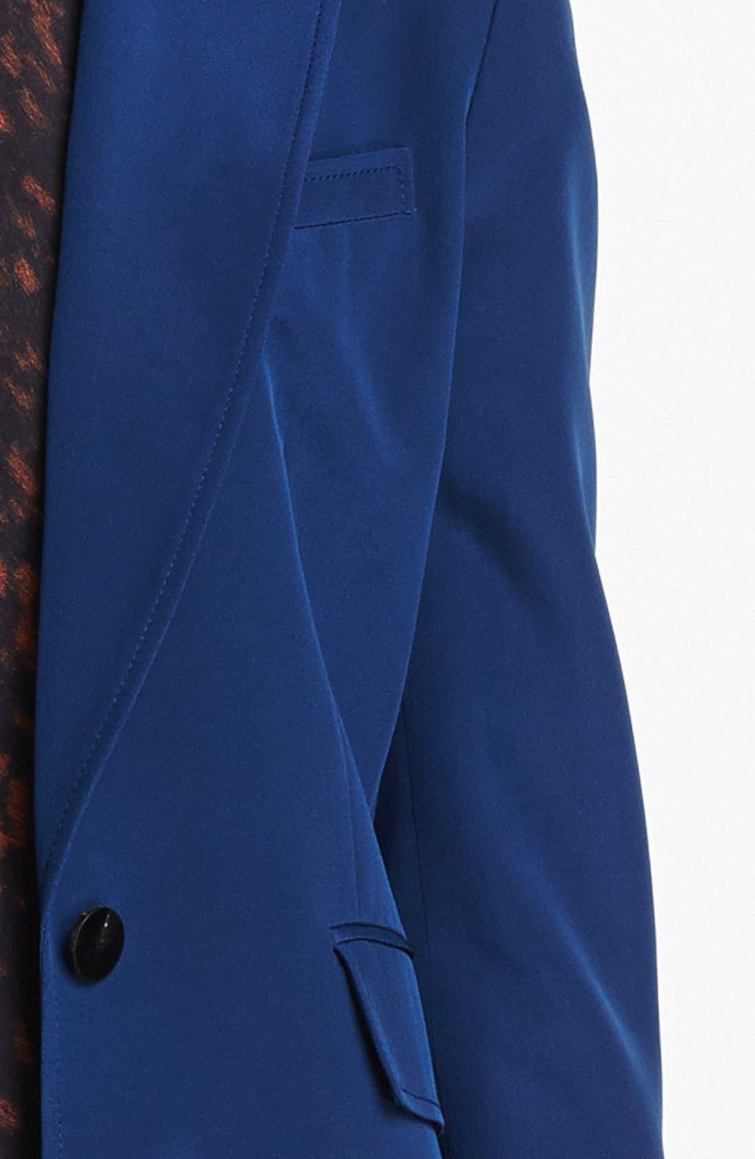 Alternate Image 2  - 3.1 Phillip Lim Two Button Silk Blazer