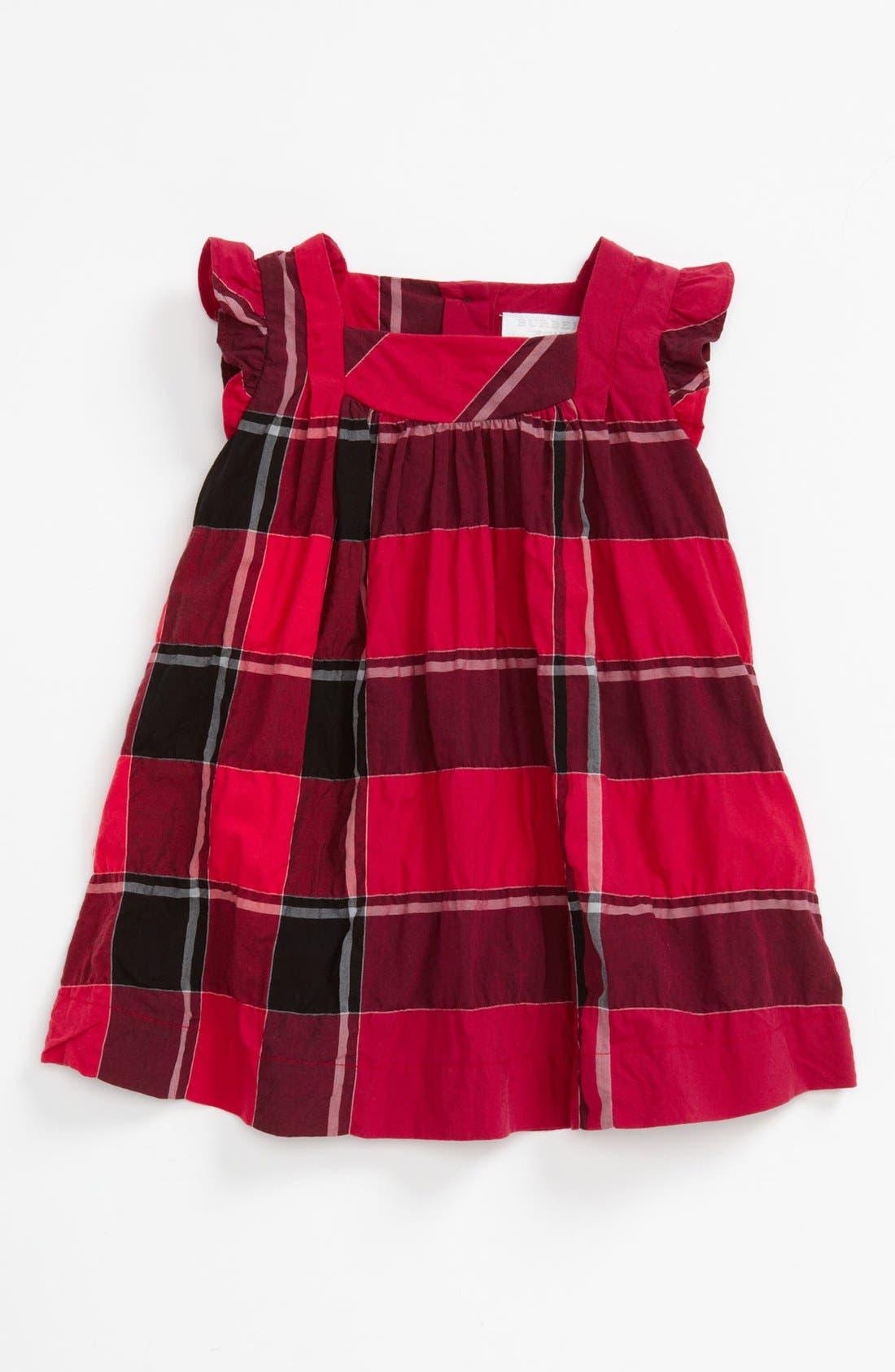 Alternate Image 1 Selected - Burberry 'Desire' Dress (Toddler Girls)