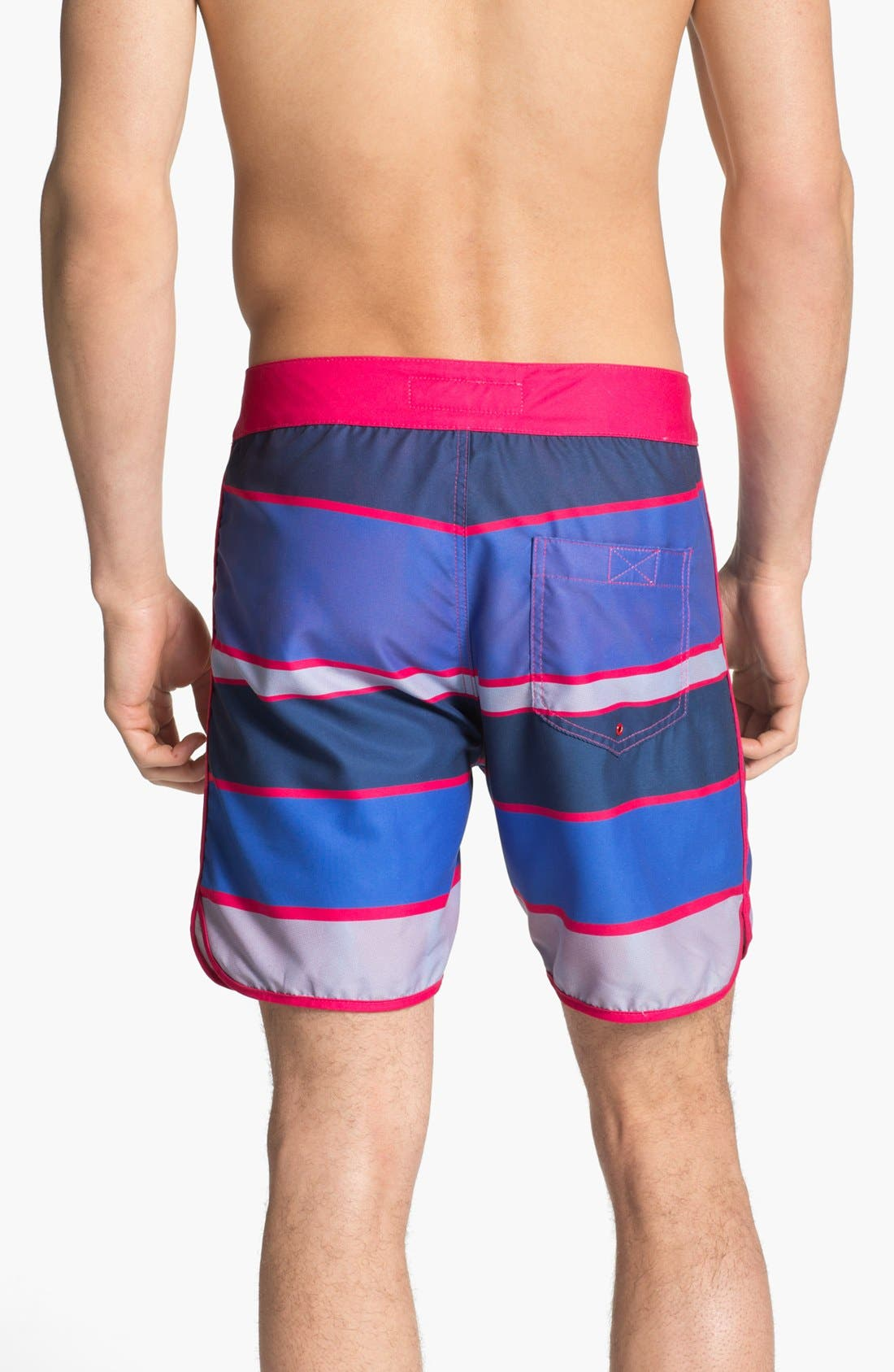 Alternate Image 2  - Topo Ranch 'Sunset' Board Shorts