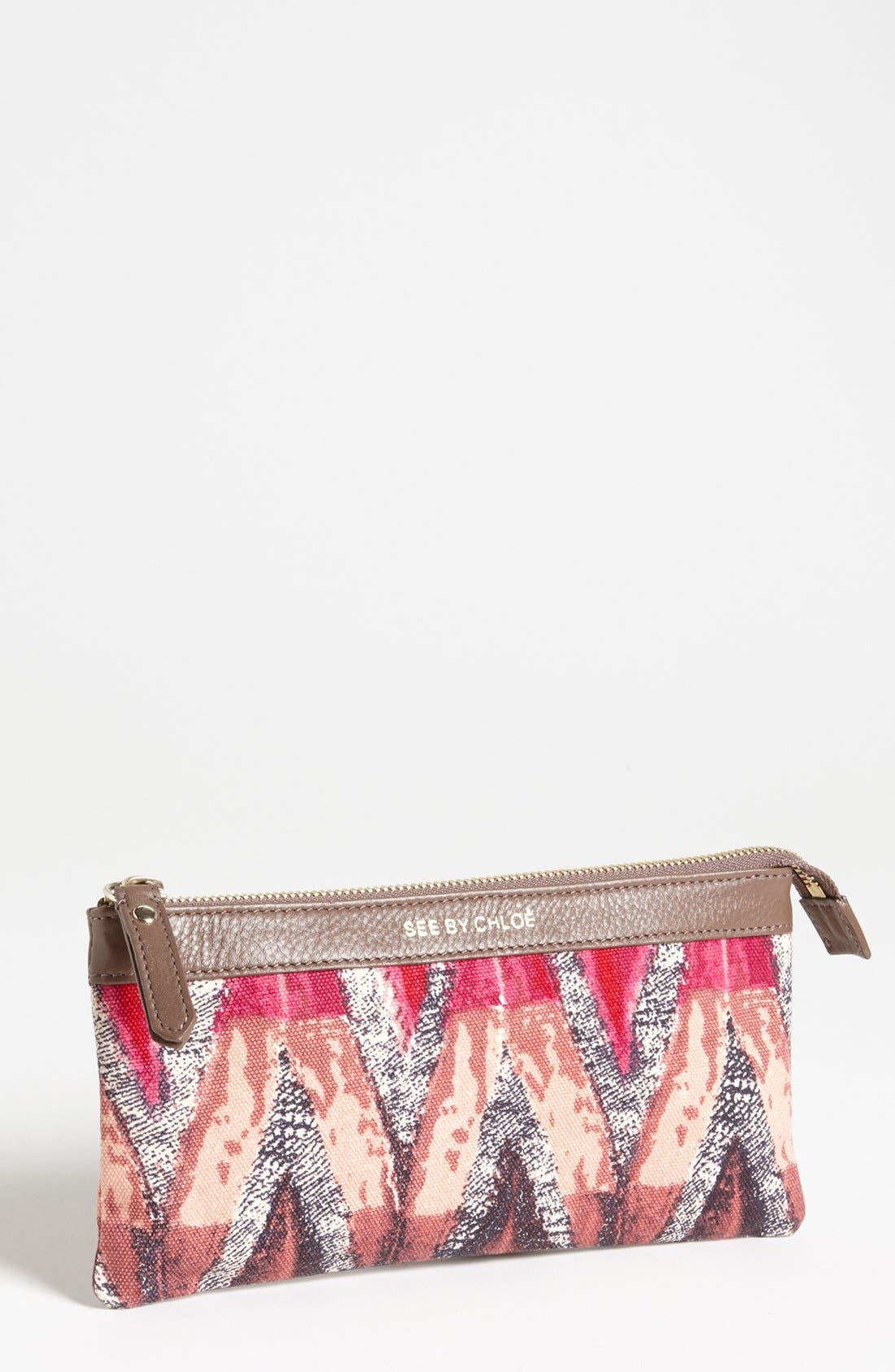 Main Image - See by Chloé 'Agathe' Zip Top Pouch