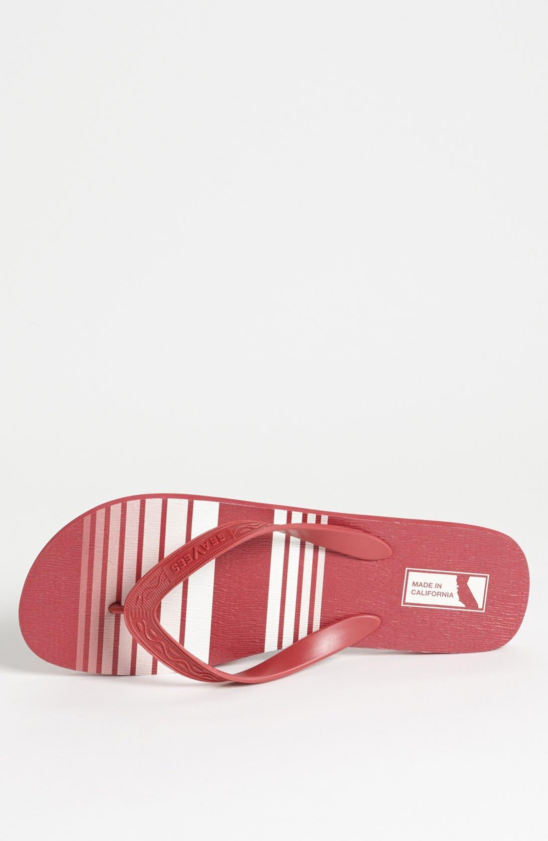 Alternate Image 3  - SeaVees 'California' Flip Flop