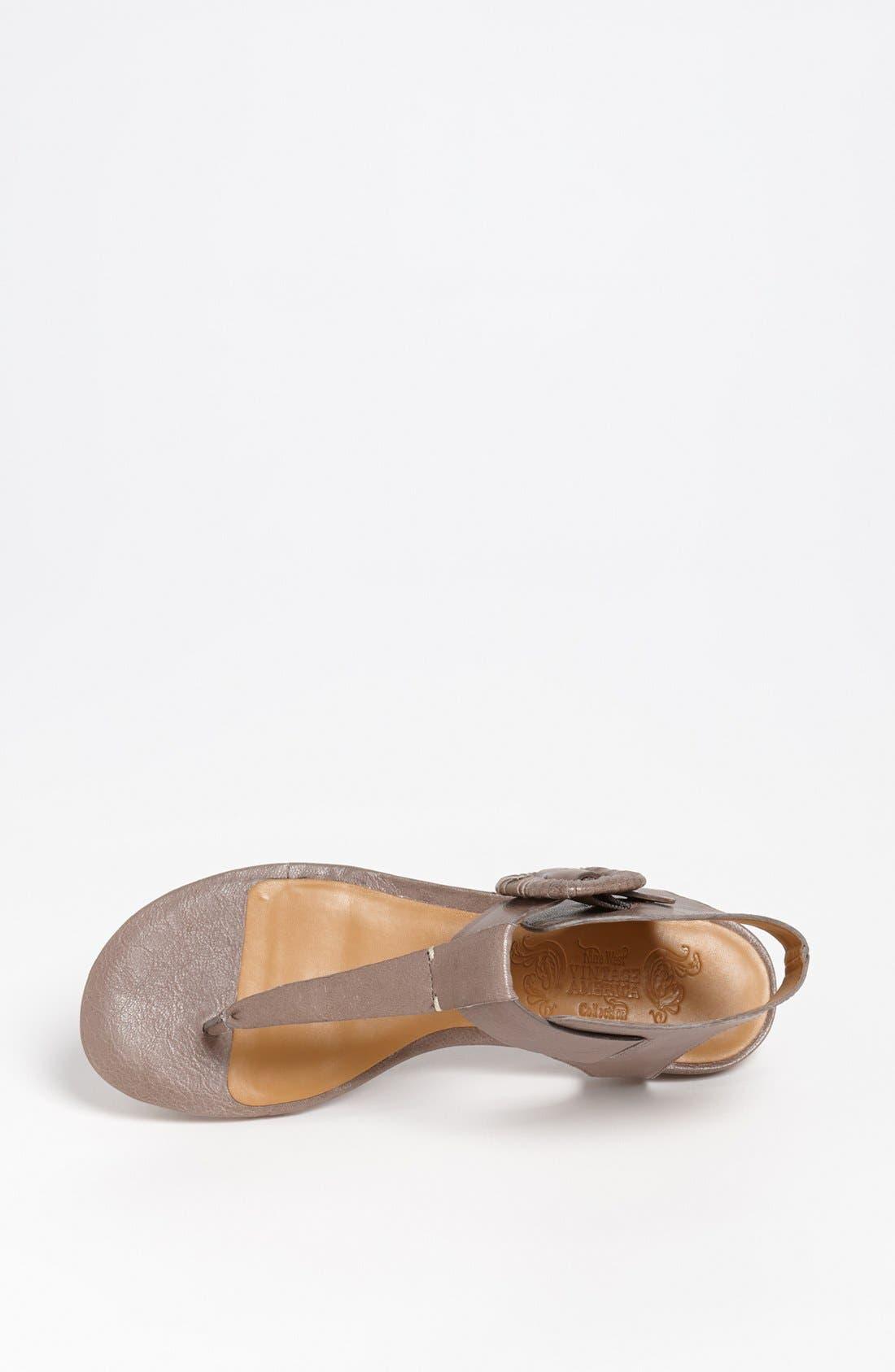 Alternate Image 4  - Nine West 'Wiloh' Sandal