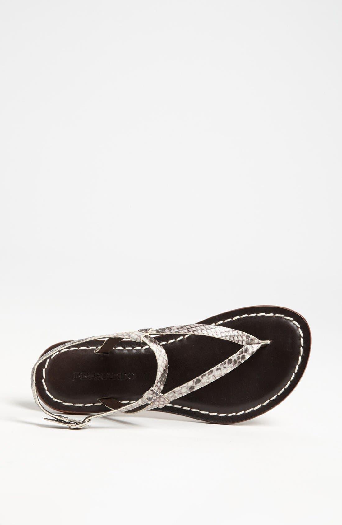 Alternate Image 3  - Bernardo Footwear Merit Sandal