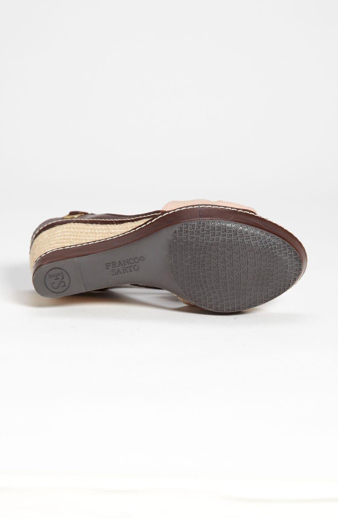 Alternate Image 4  - Franco Sarto 'Riviera' Sandal