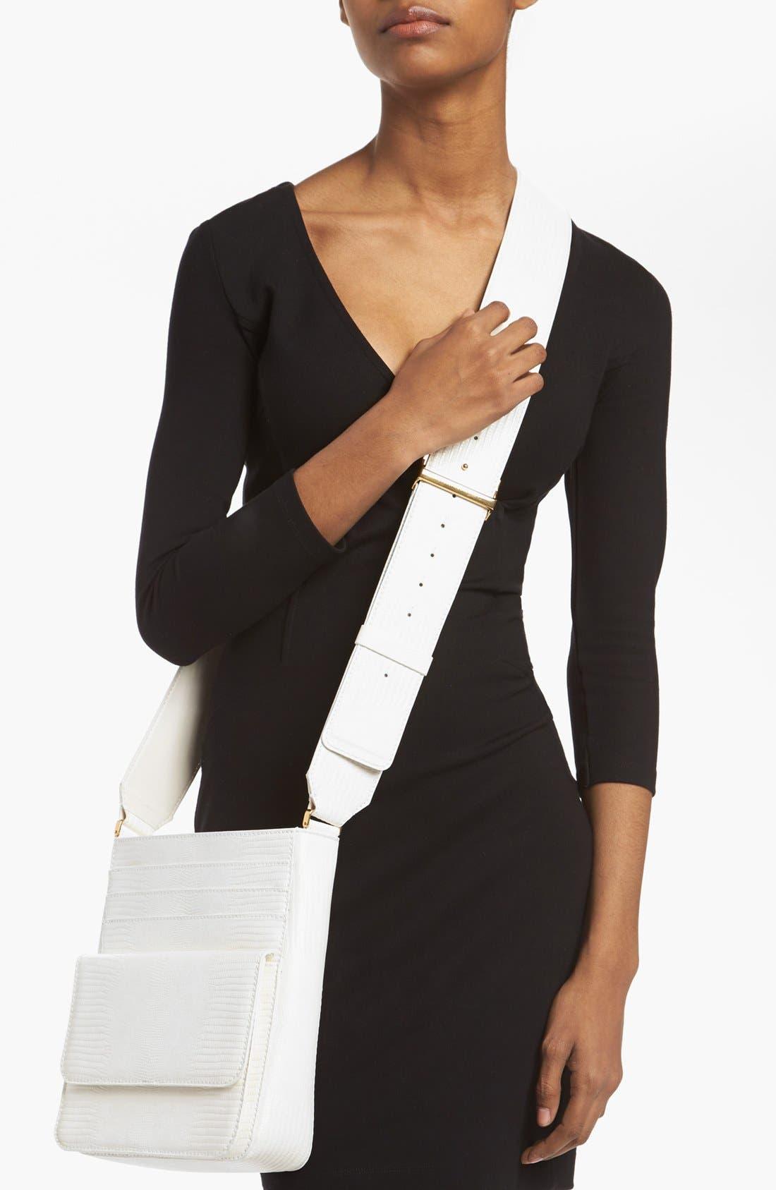 Alternate Image 2  - Stella McCartney 'Tejus' Faux Leather Crossbody Bag, Small