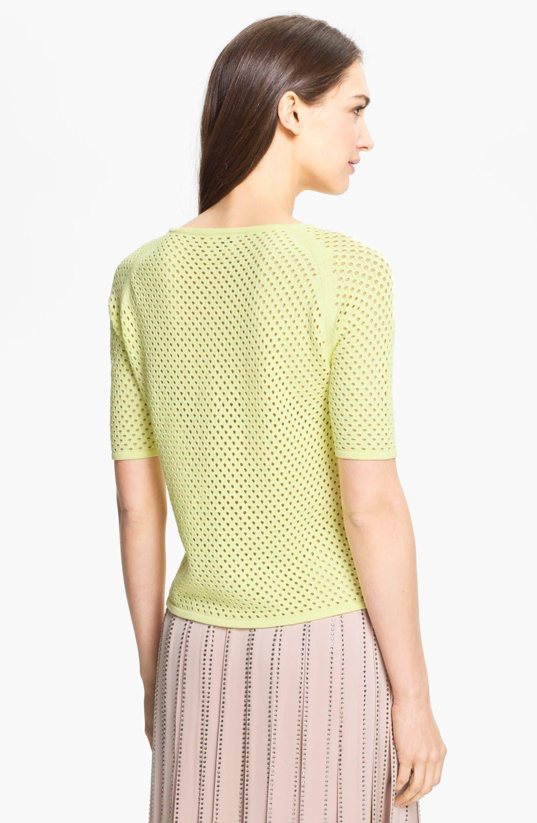 Alternate Image 2  - Milly 'Erin' Sweater