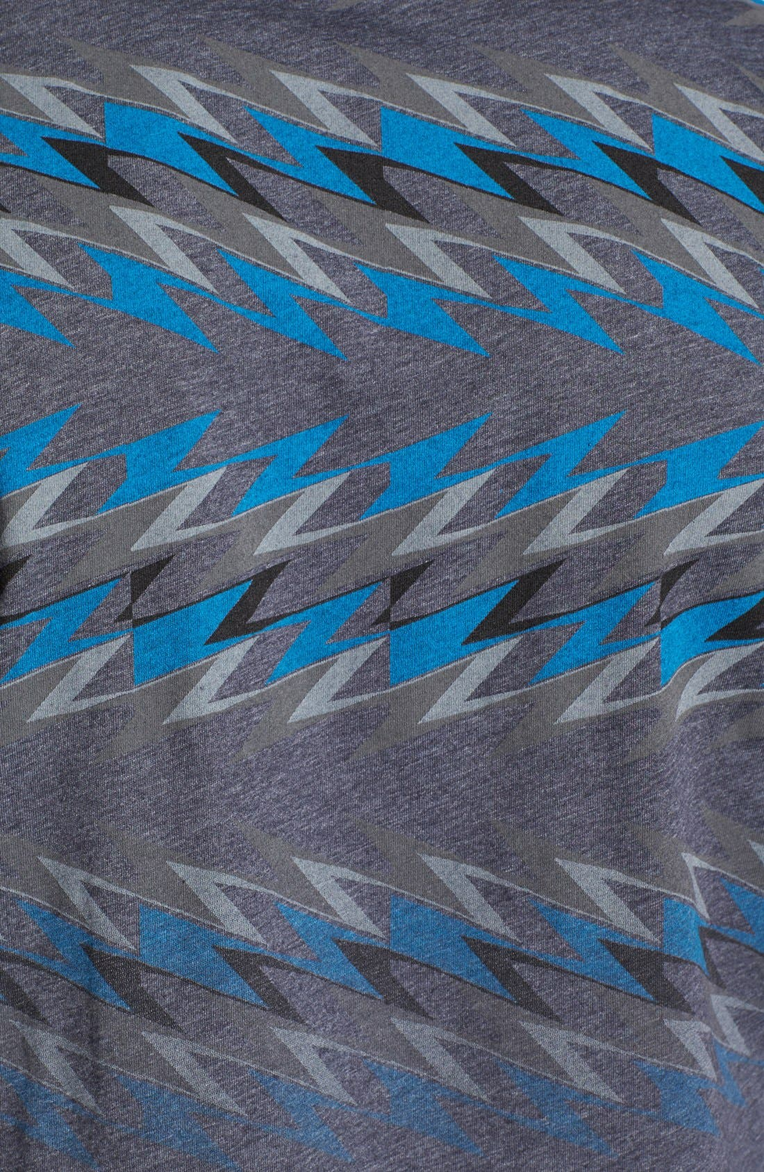 Alternate Image 3  - Threads for Thought 'Rad Lightning' Print Tank Top