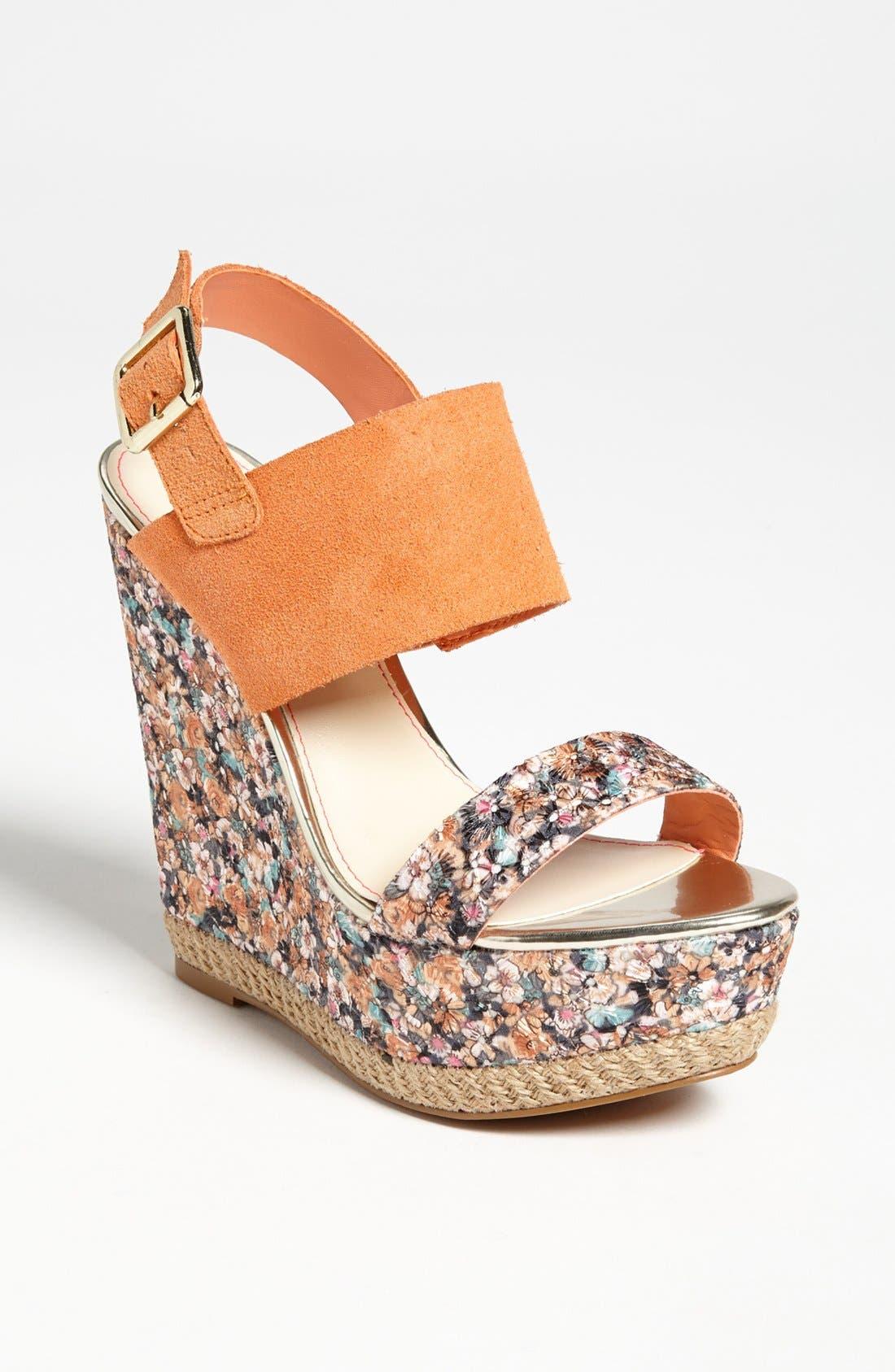 Main Image - Betsey Johnson 'Rambling' Sandal