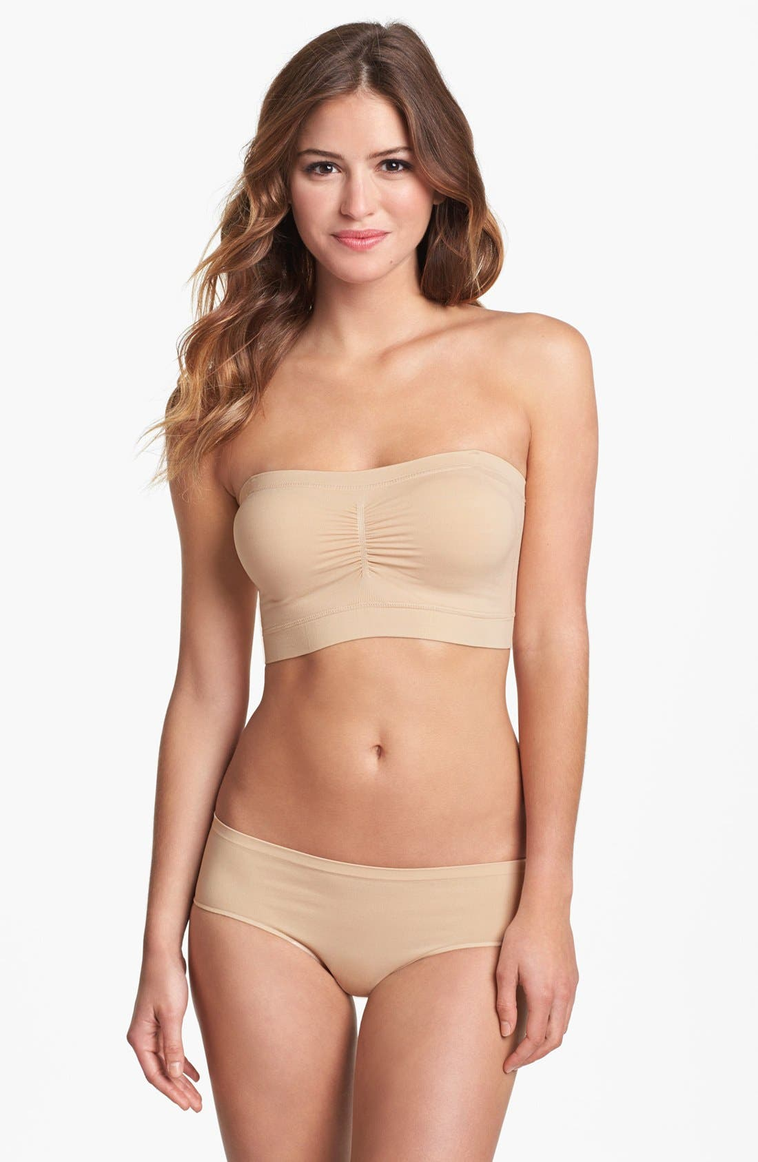 Alternate Image 6  - Shimera Seamless Convertible Bandeau