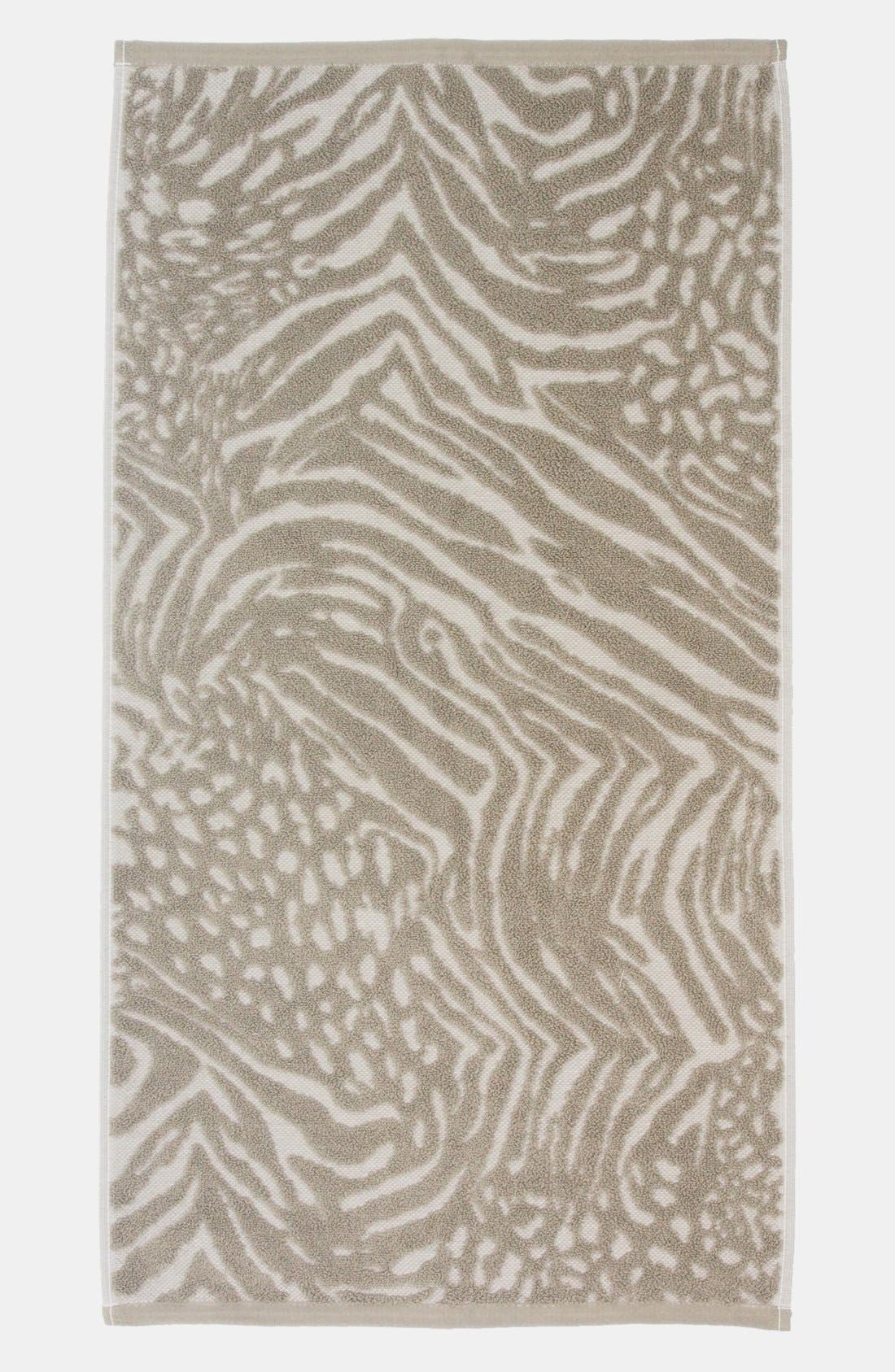 Alternate Image 1 Selected - Nordstrom at Home Animal Jacquard Hand Towel