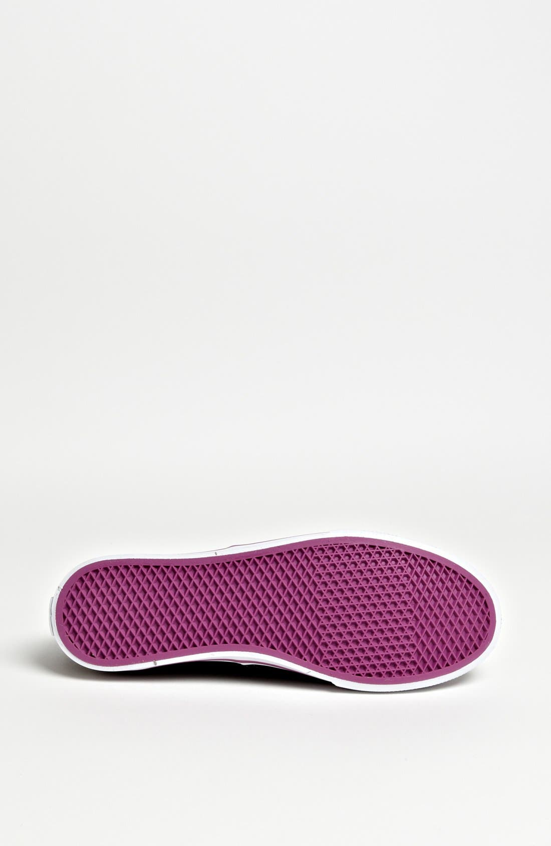 Alternate Image 4  - Vans 'Authentic Lo Pro - Neon' Sneaker (Women)