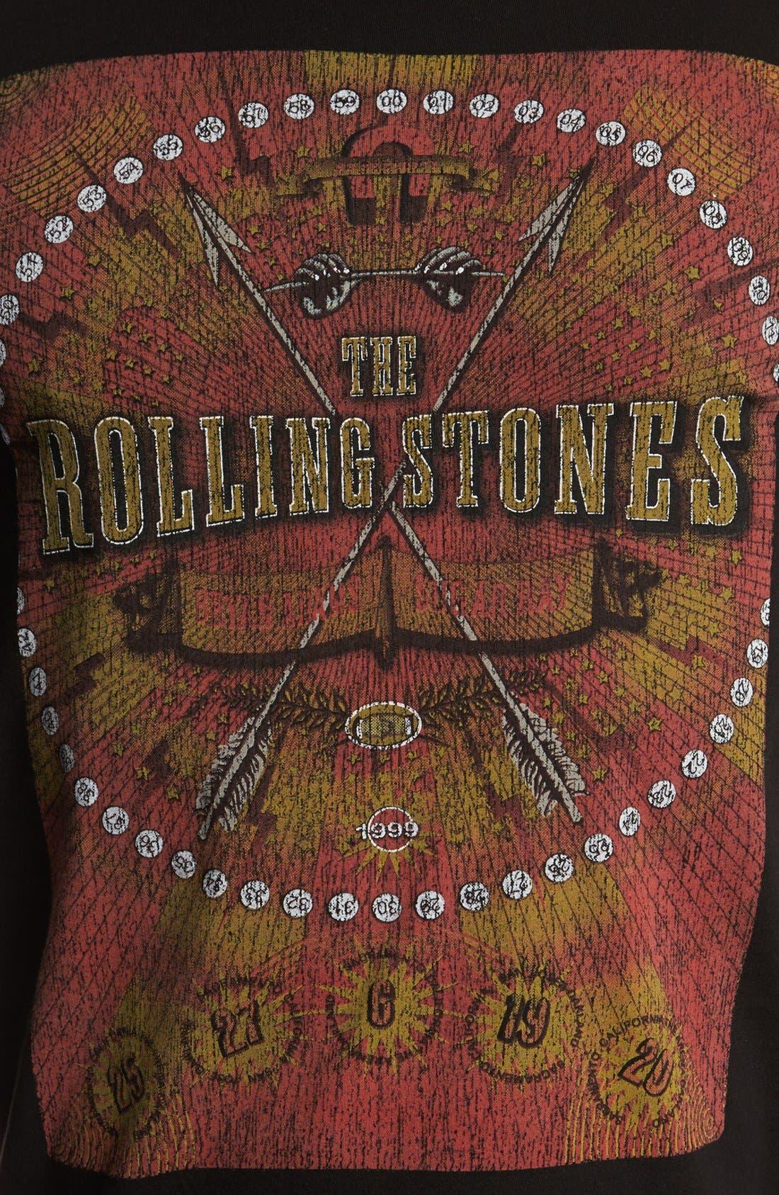 Alternate Image 3  - Retro Brand 'The Rolling Stones' T-Shirt