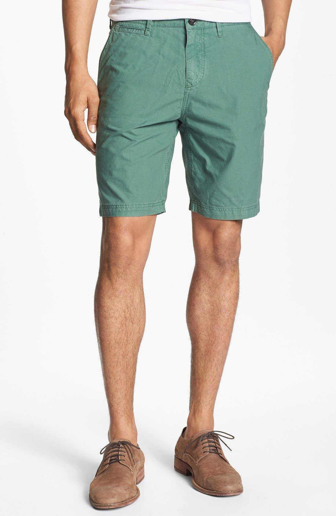 Main Image - Burberry Brit Classic Chino Shorts
