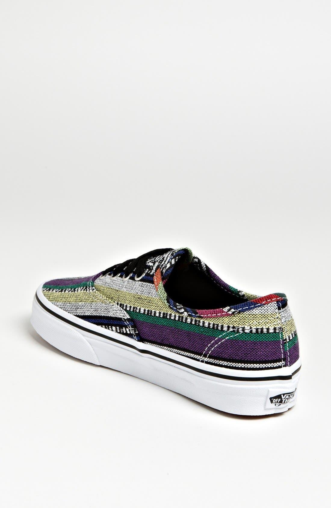 Alternate Image 2  - Vans 'Authentic - Guata' Sneaker (Women)