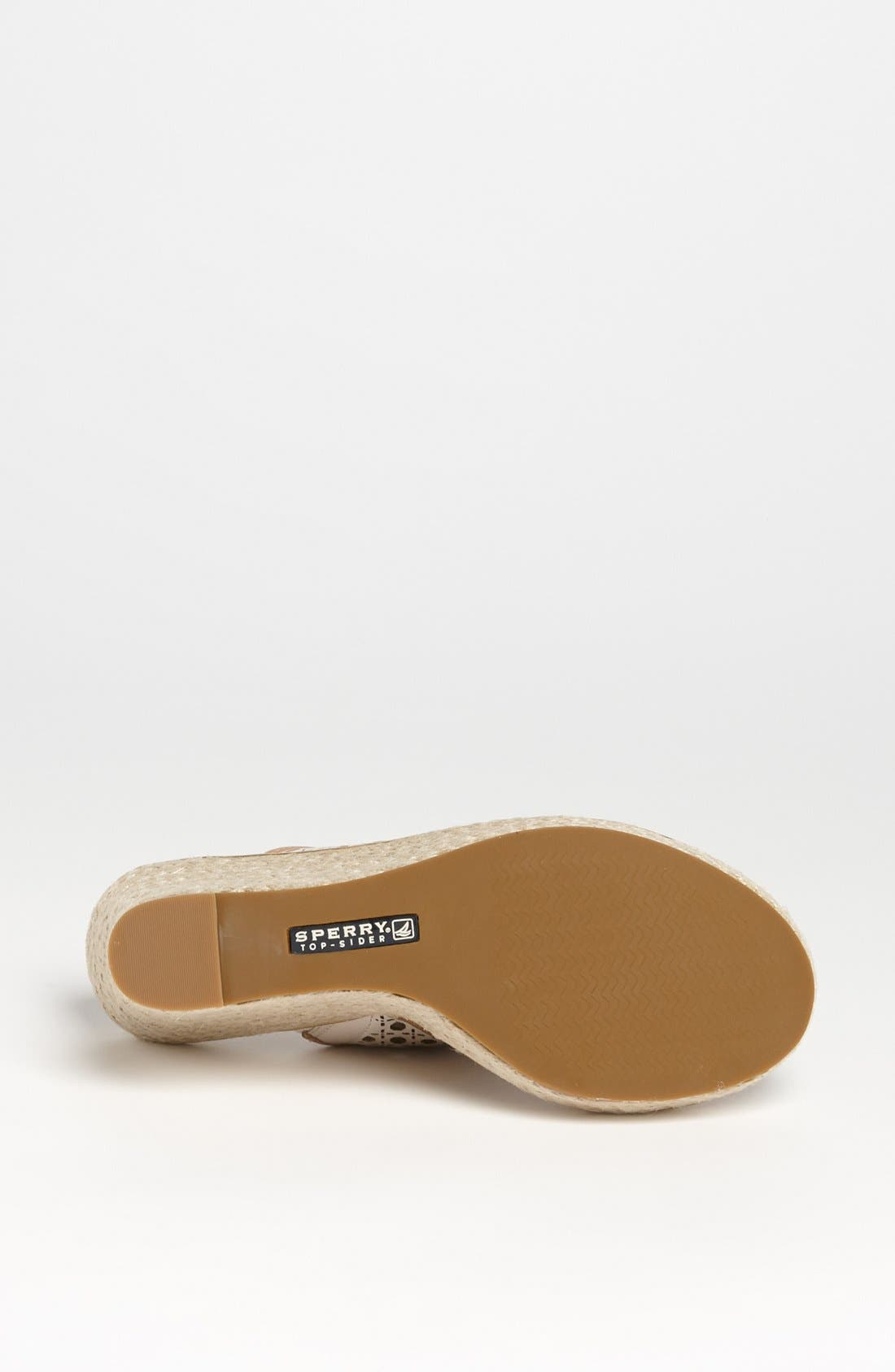 Alternate Image 4  - Sperry Top-Sider® 'Florina' Wedge Sandal