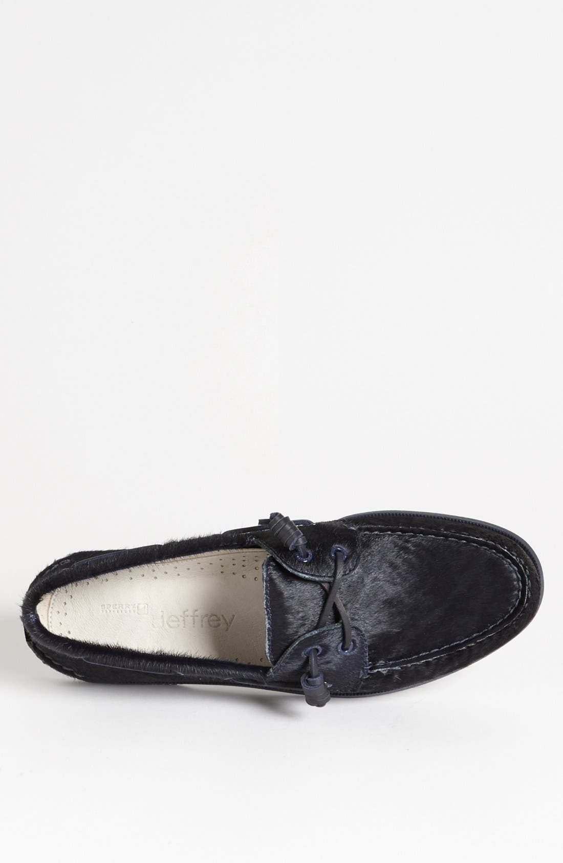 Alternate Image 3  - Sperry Top-Sider® for Jeffrey 'Authentic Original' Calf Hair Boat Shoe