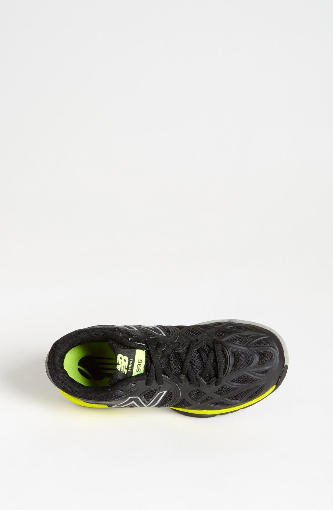 Alternate Image 3  - New Balance Tennis Shoe (Toddler, Little Kid & Big Kid)