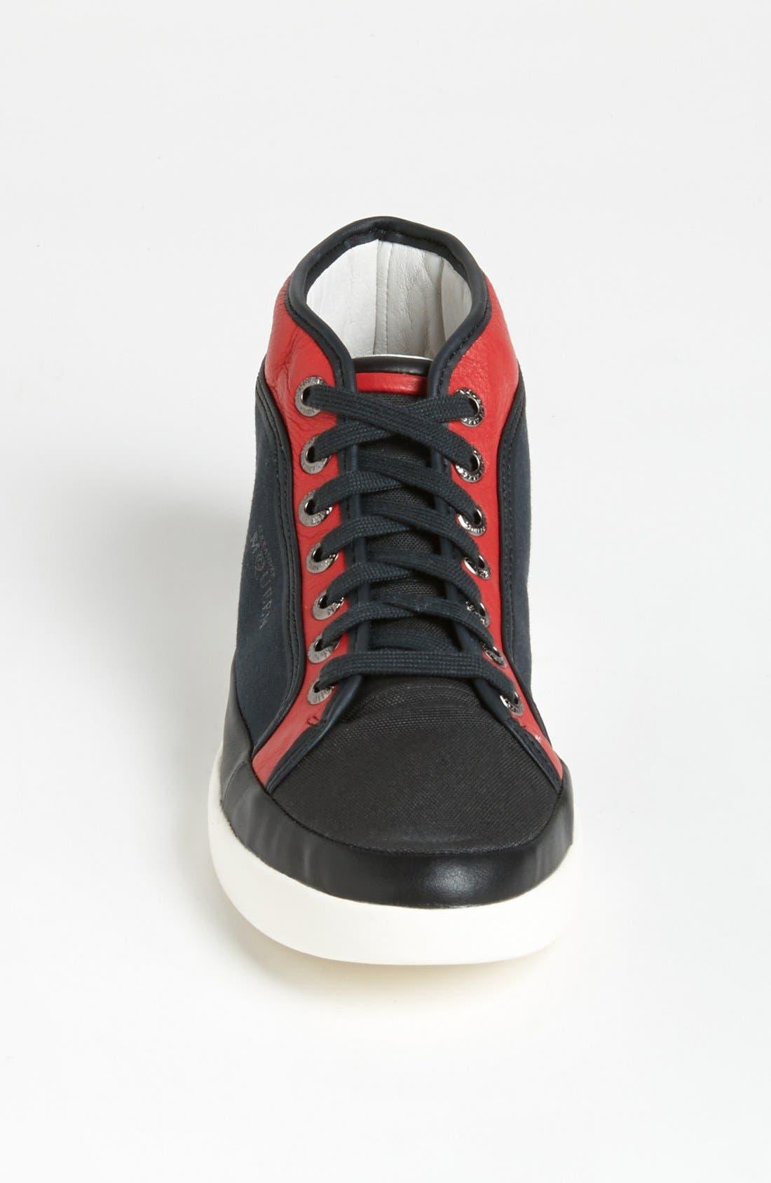Alternate Image 3  - PUMA 'Alexander McQueen - Rabble Mid' Sneaker