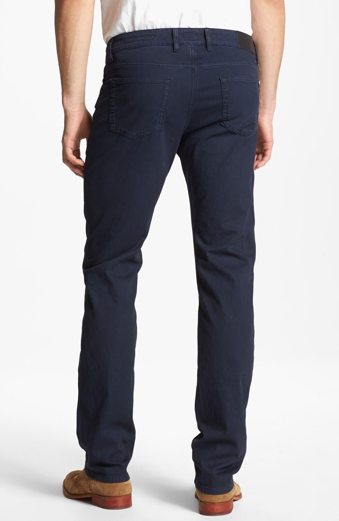 Alternate Image 2  - Z Zegna Slim Fit Jeans