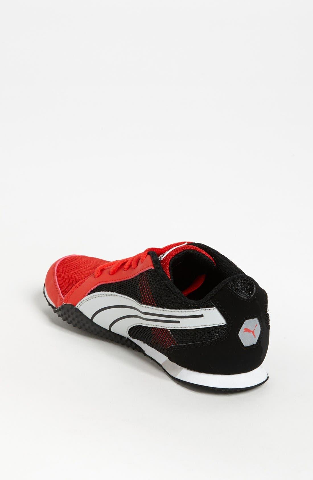 Alternate Image 2  - PUMA 'H-Mesh' Sneaker (Toddler, Little Kid & Big Kid)