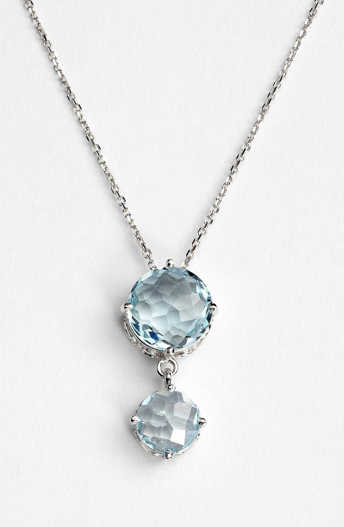Main Image - KALAN by Suzanne Kalan Double Pendant Necklace
