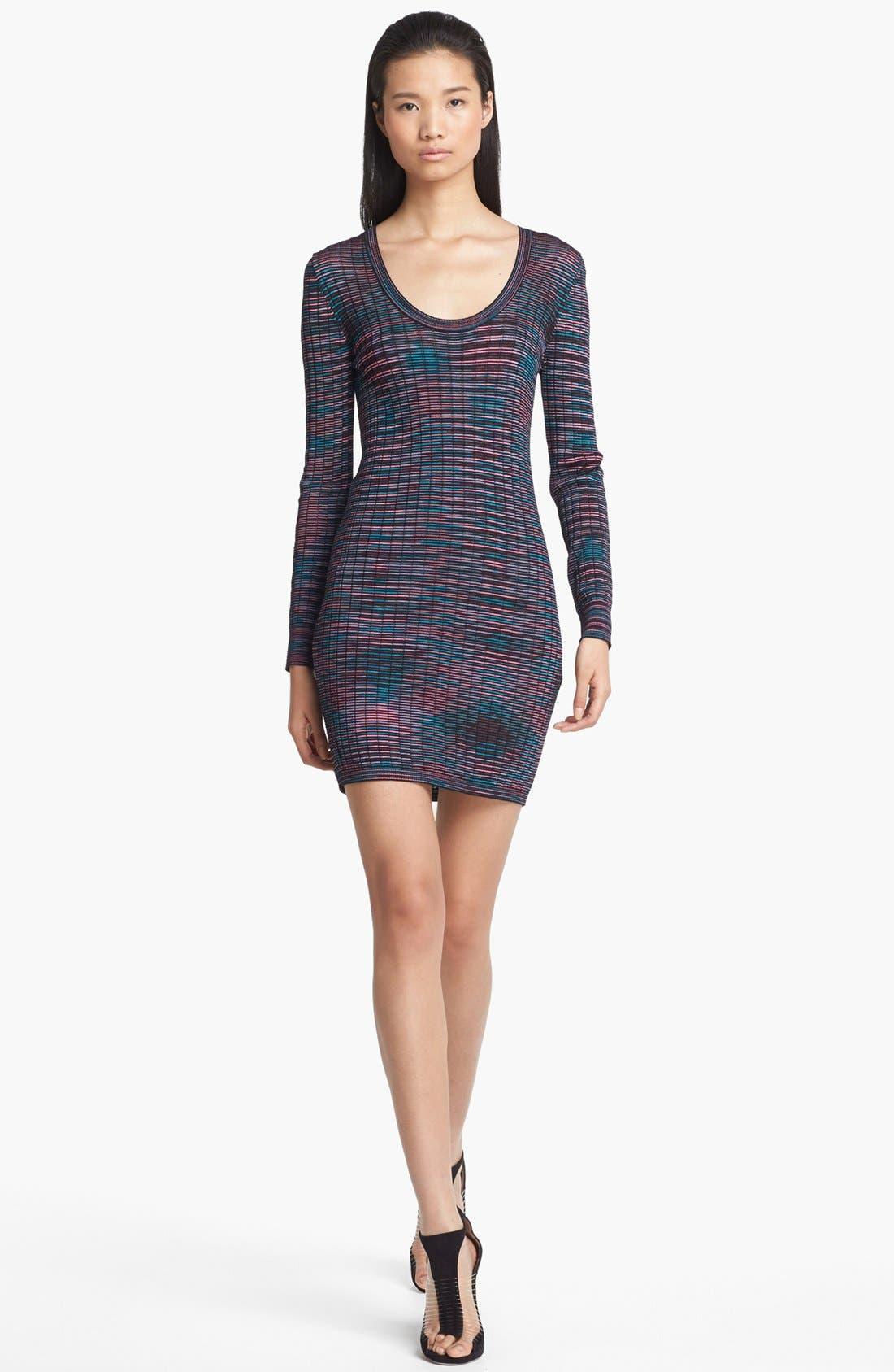 Main Image - M Missoni Space Dye Dress