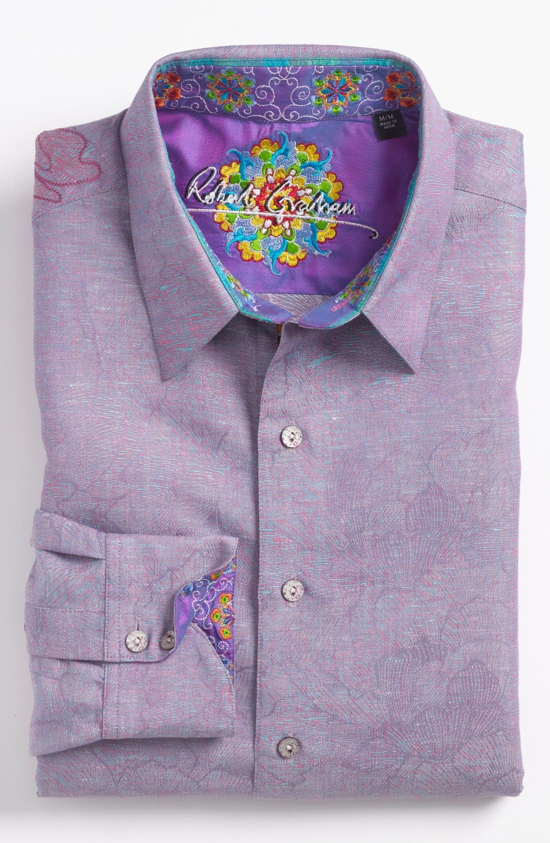 Alternate Image 2  - Robert Graham 'Ebb' Sport Shirt