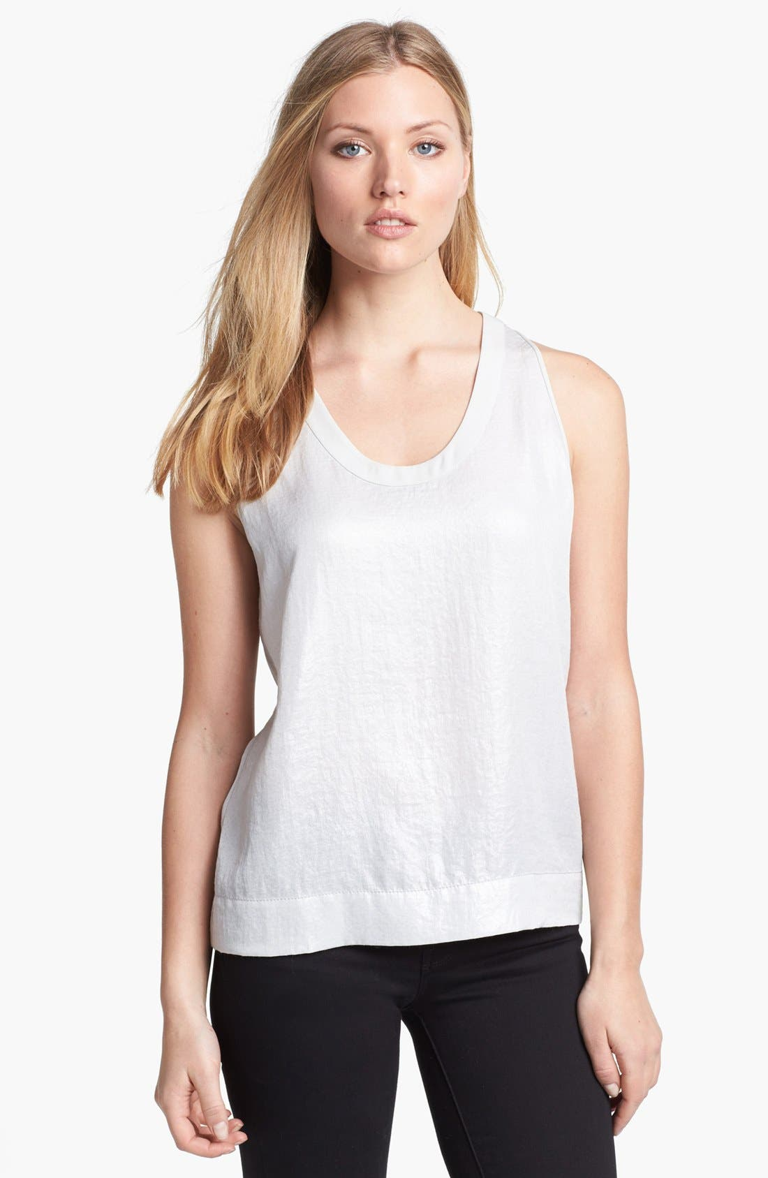 Alternate Image 1 Selected - Diane von Furstenberg 'Emilia' Tank