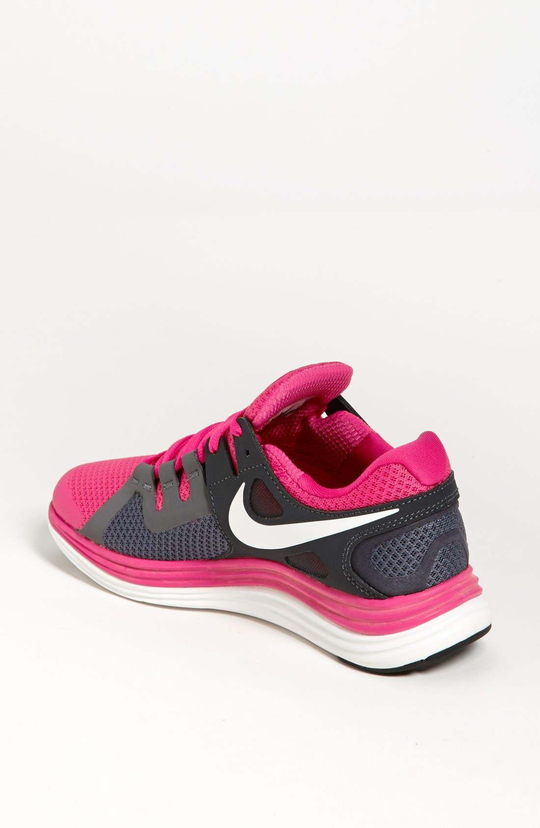 Alternate Image 2  - Nike 'Lunarflash' Running Shoe (Women)