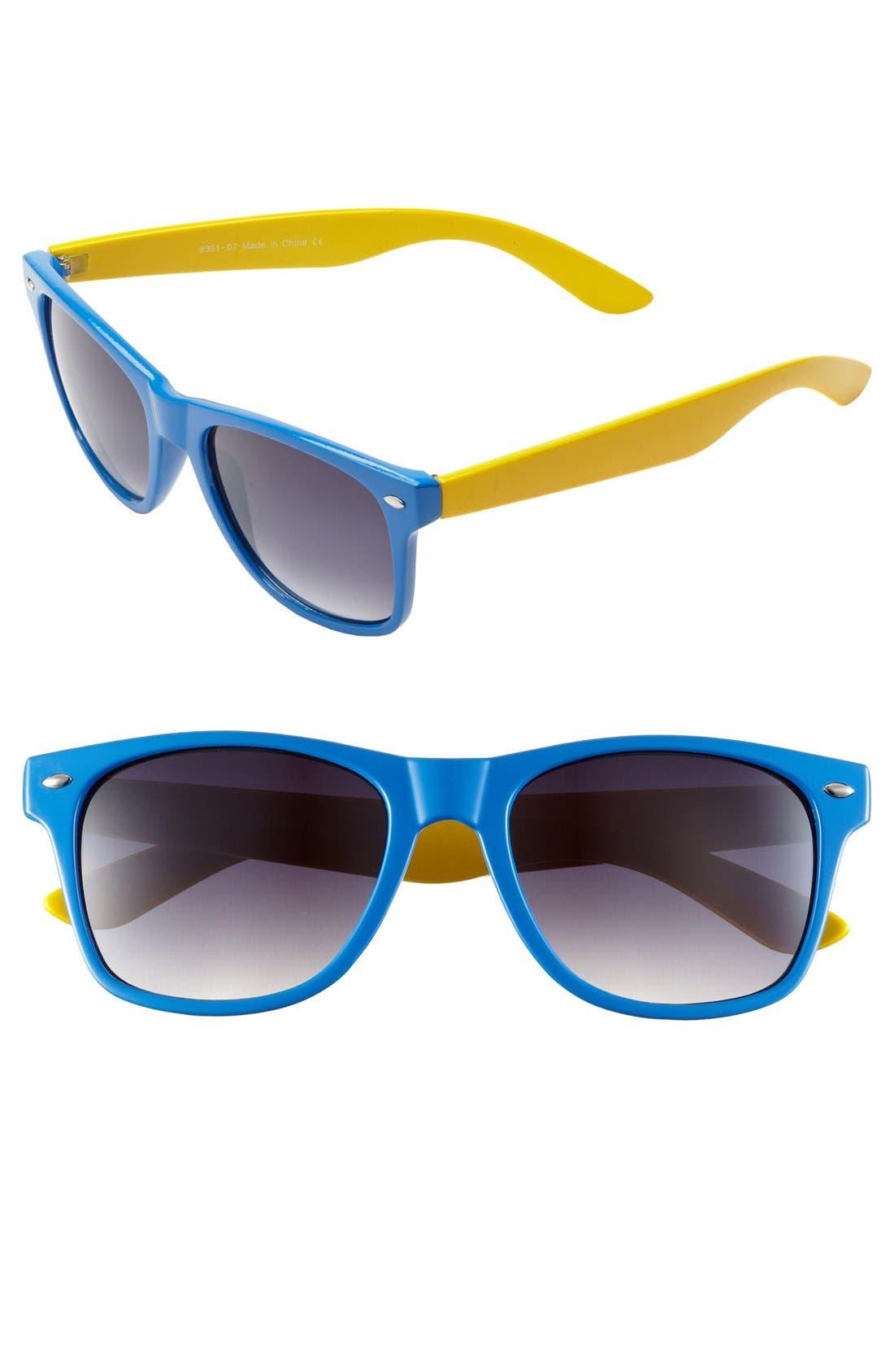Alternate Image 1 Selected - KW 'Jazz' Sunglasses