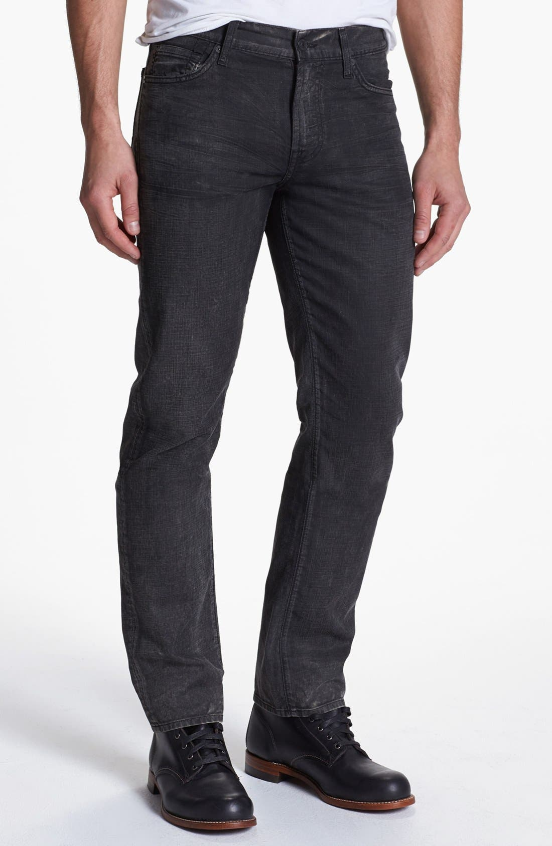 Alternate Image 2  - 7 For All Mankind® 'Slimmy' Slim Fit Jeans (Seven Mile Lane)