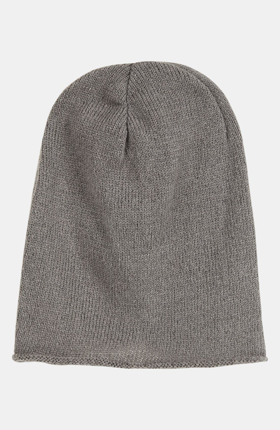 Alternate Image 1 Selected - Topshop Slouchy Beanie
