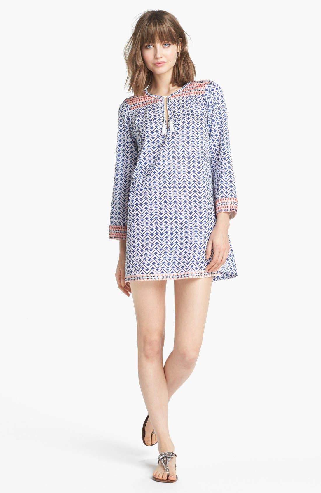 Main Image - Soft Joie 'Daria' Print Cotton Tunic