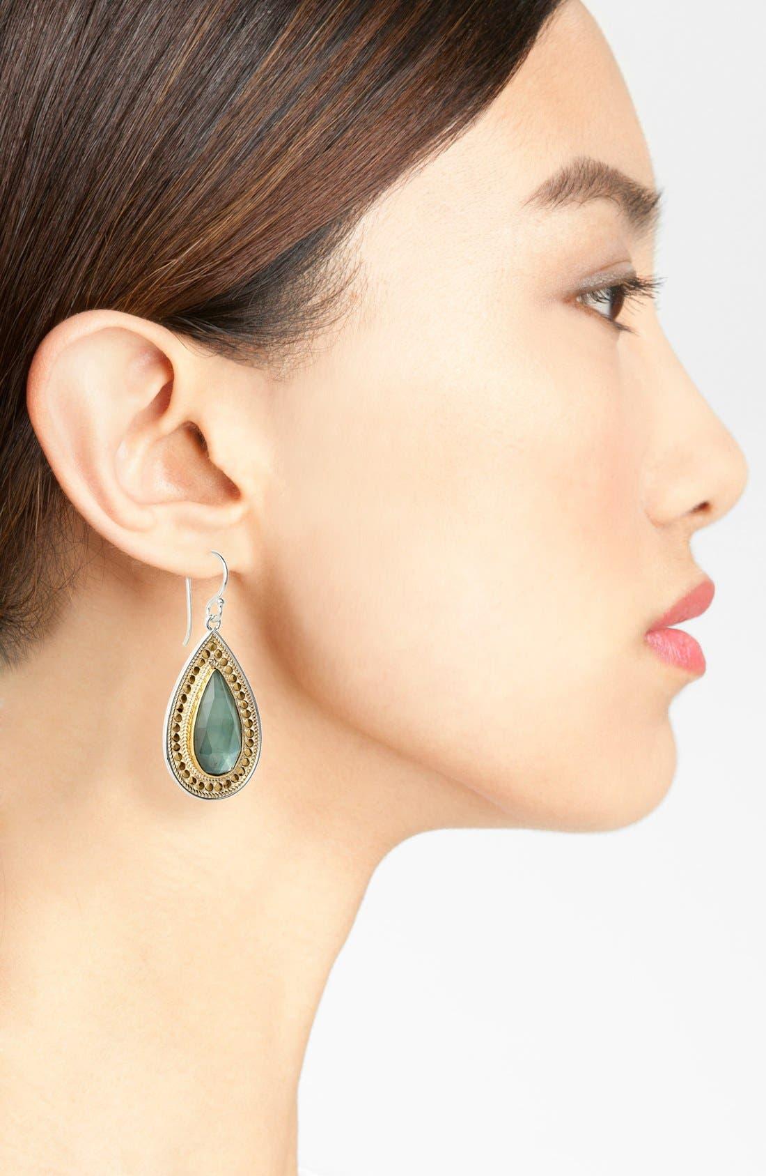 Alternate Image 2  - Anna Beck 'Gili' Large Teardrop Earrings