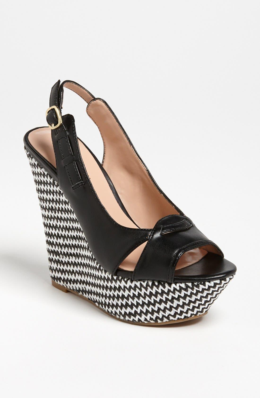 Alternate Image 1 Selected - Sole Society 'Braelyn' Sandal