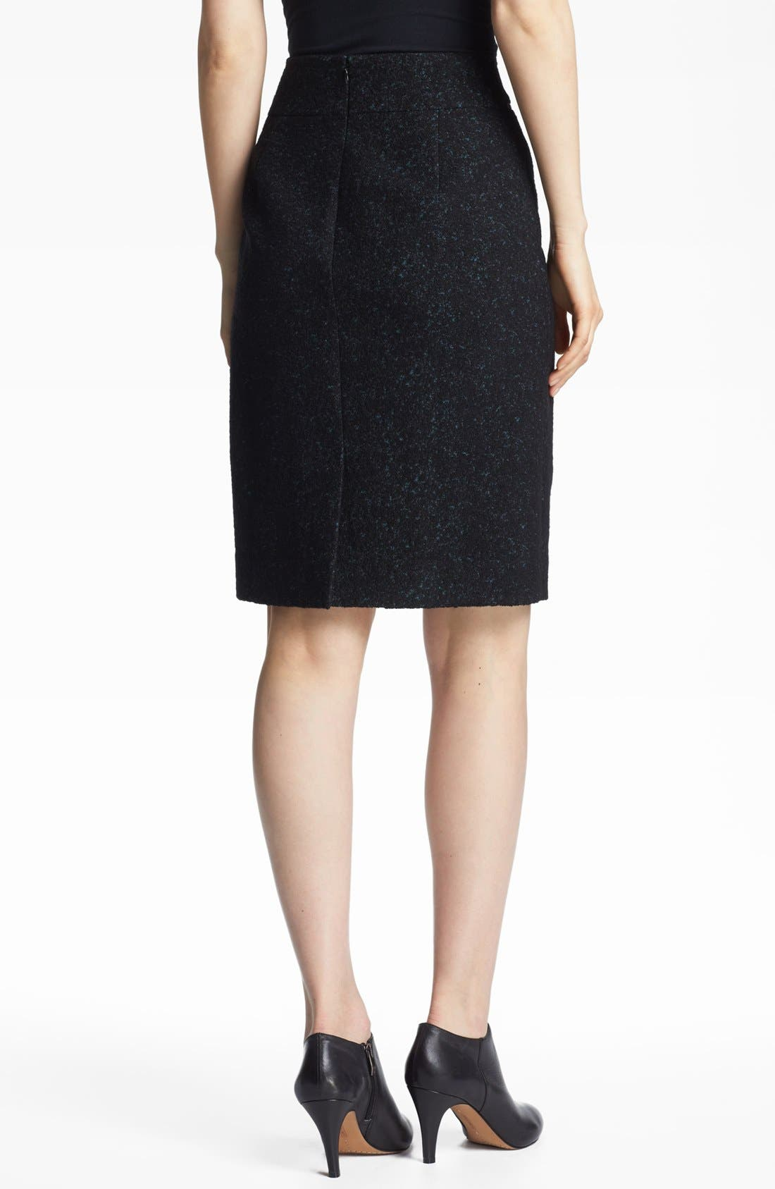 Alternate Image 2  - Classiques Entier® 'Adelina Weave' Skirt