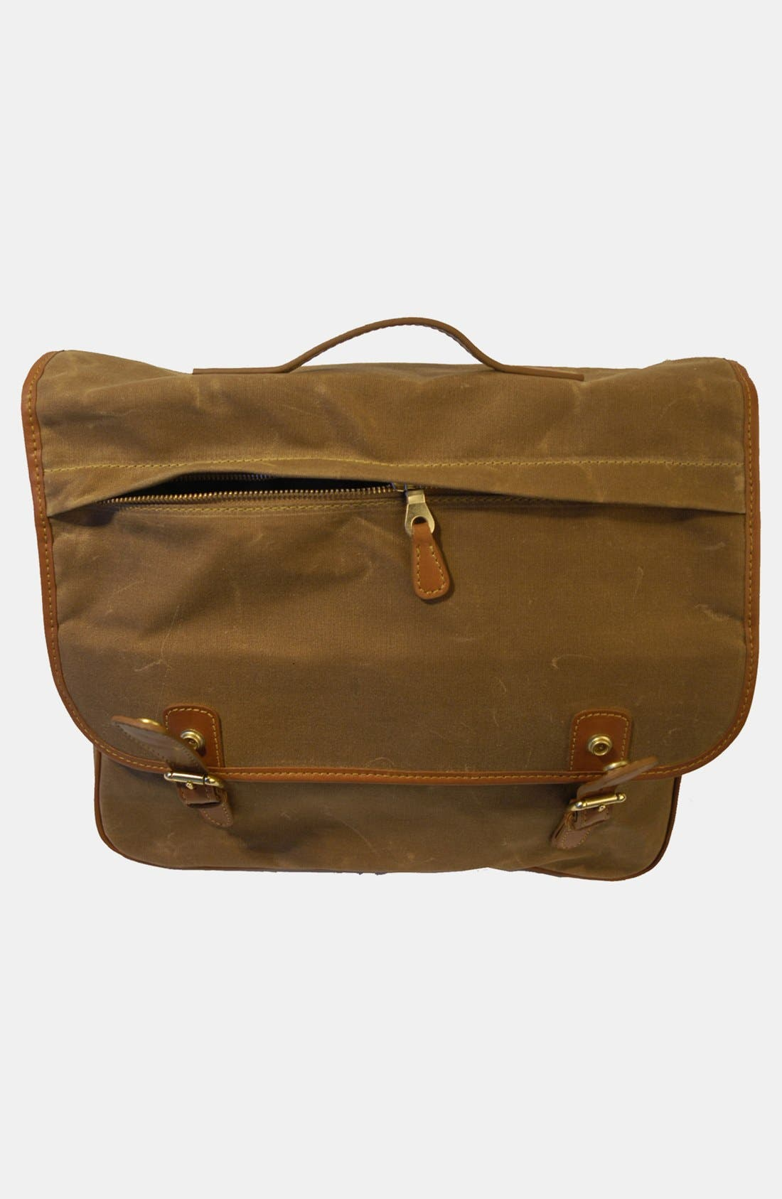 Alternate Image 3  - Mulholland 'Lombard Street' Messenger Bag