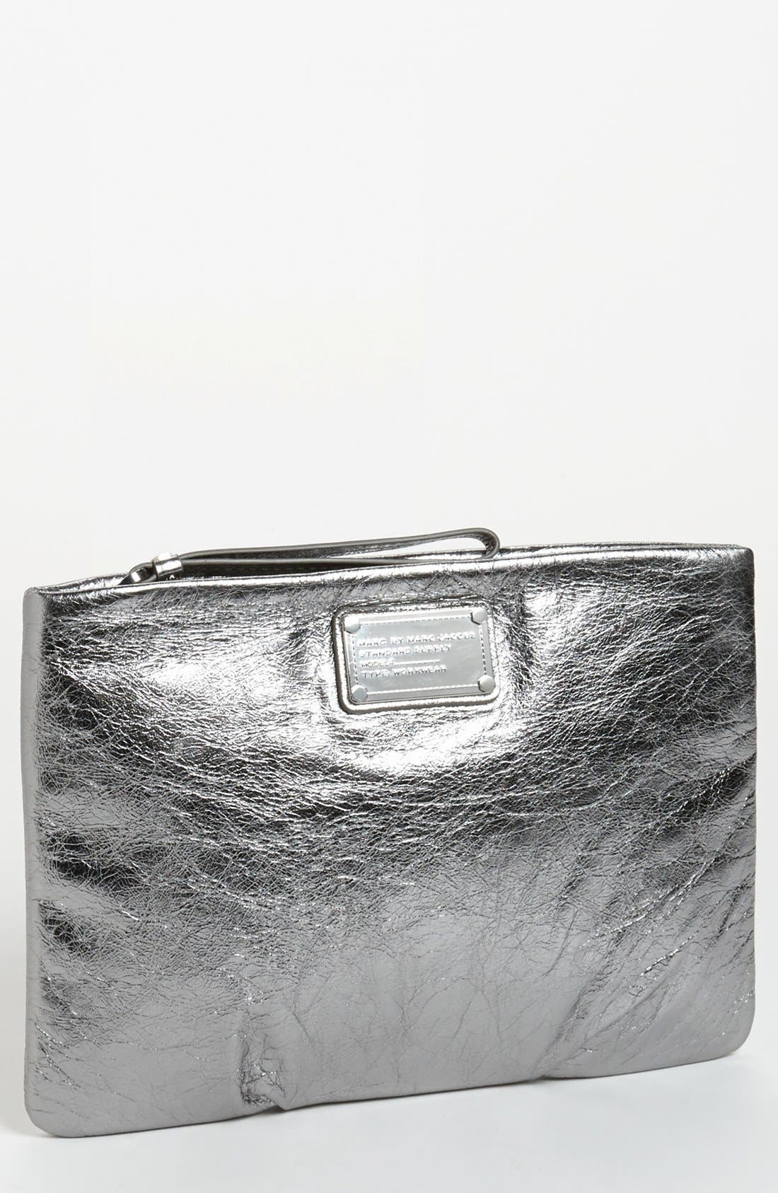 Alternate Image 1 Selected - MARC BY MARC JACOBS 'Classic Q' Tablet Wristlet