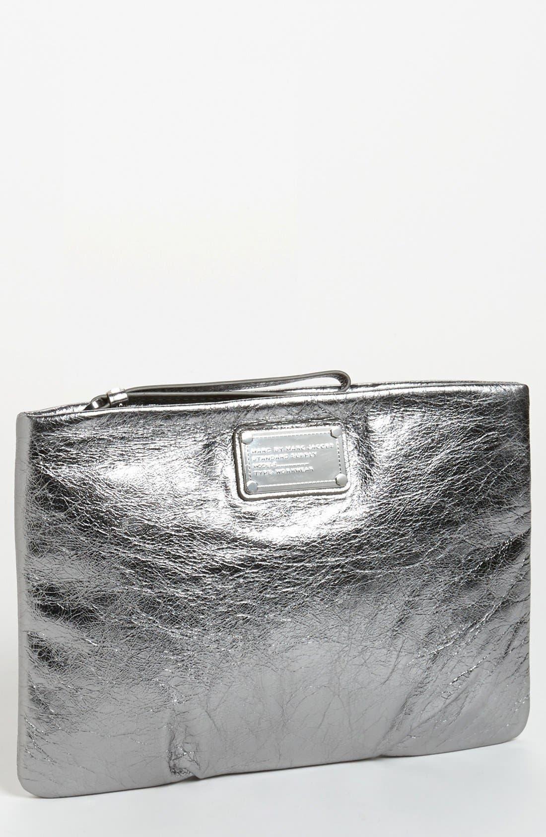 Main Image - MARC BY MARC JACOBS 'Classic Q' Tablet Wristlet