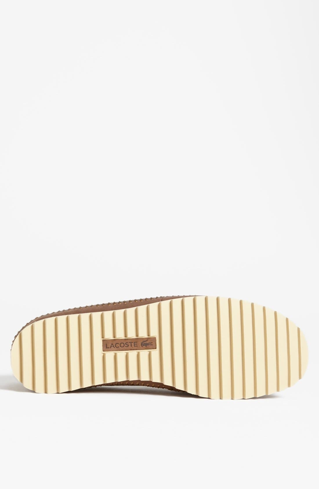 Alternate Image 4  - Lacoste 'Sauville' Boat Shoe