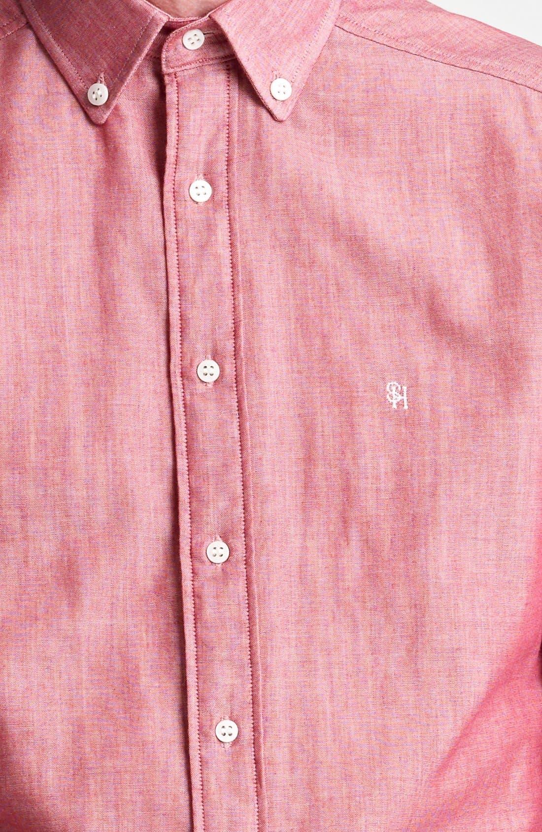 Alternate Image 3  - Shipley & Halmos 'Booster' Sport Shirt