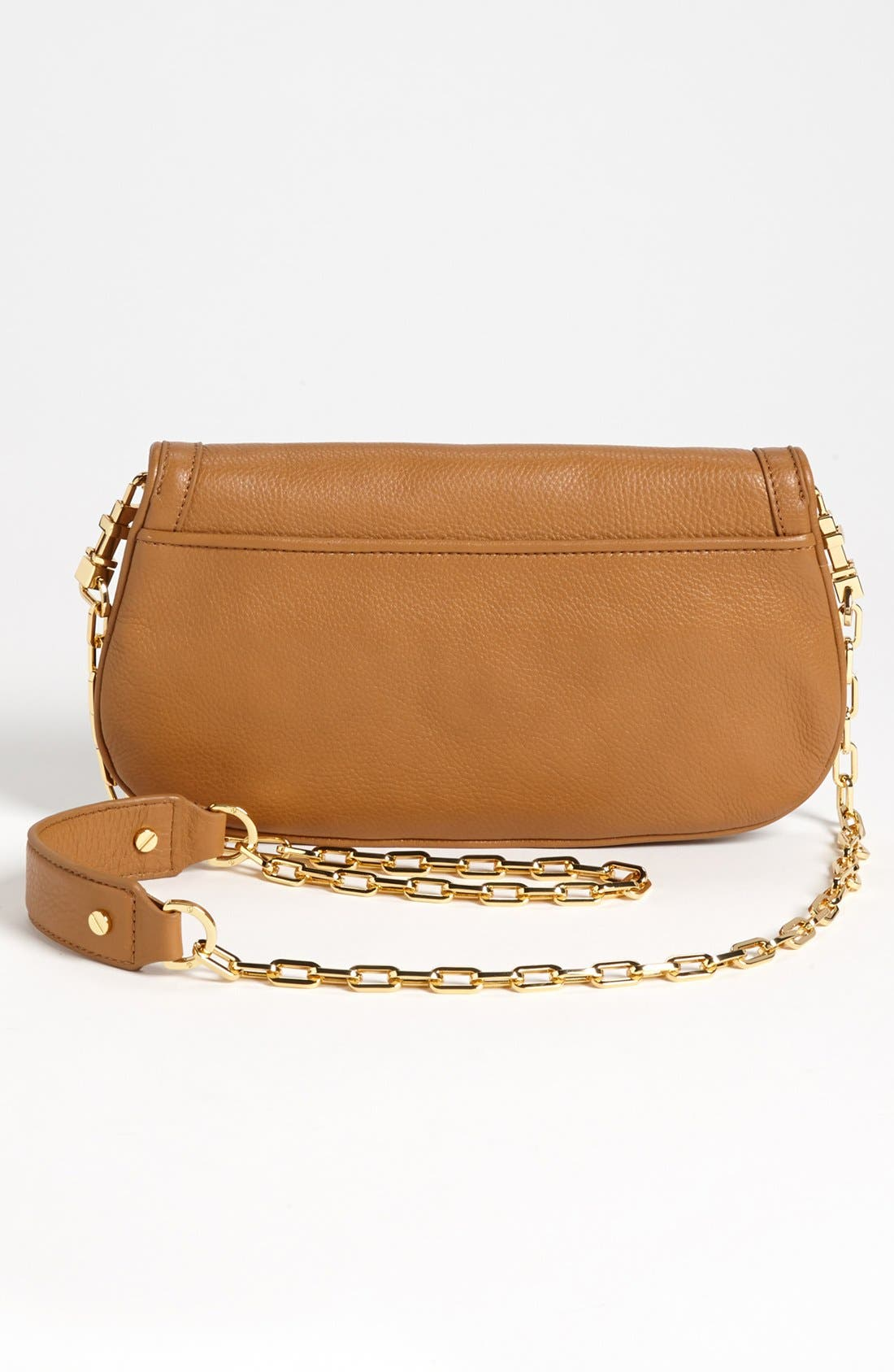 Alternate Image 4  - Tory Burch 'Amanda' Logo Flap Clutch
