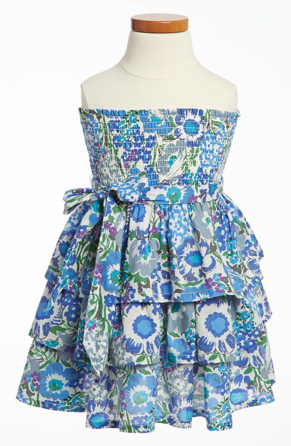 Main Image - Peek 'Arabella' Dress (Toddler Girls, Little Girls & Big Girls)
