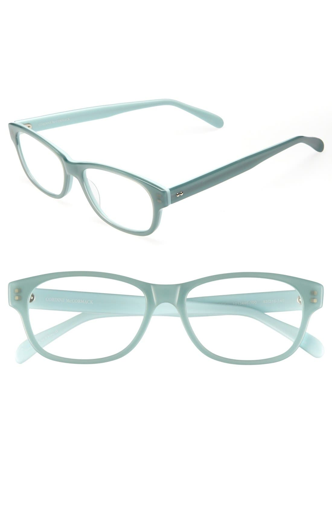 Alternate Image 1 Selected - Corinne McCormack 'Zooey' 53mm Reading Glasses