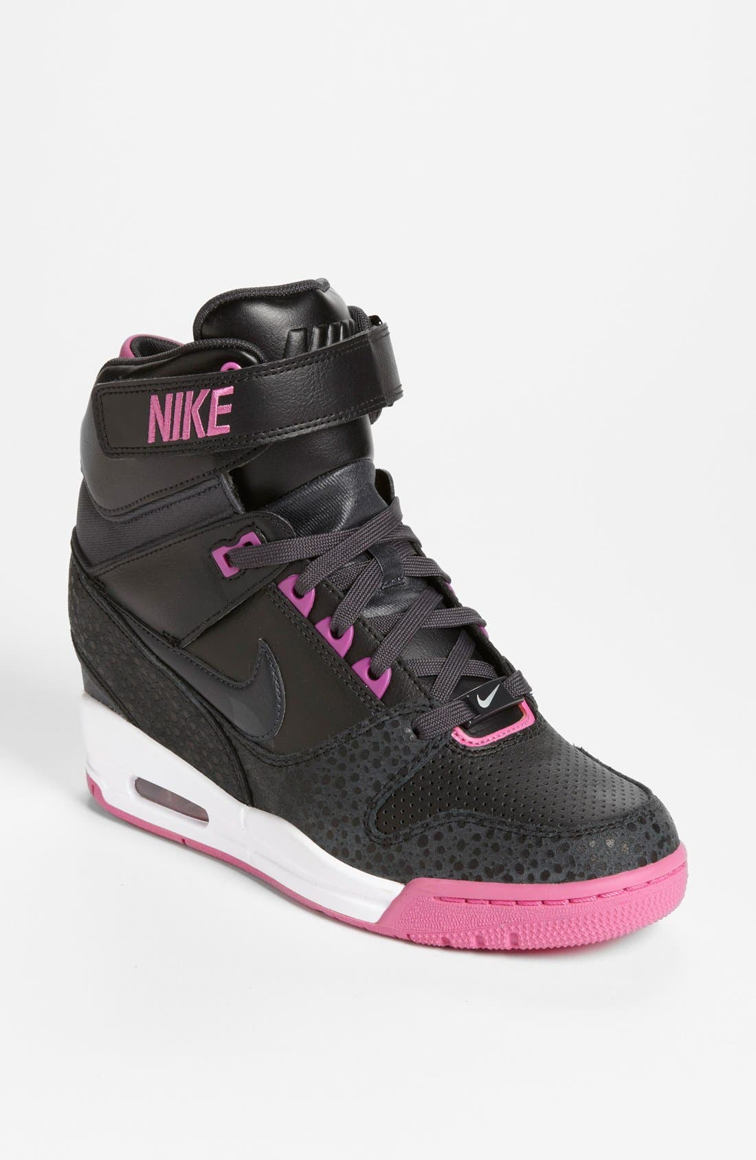 Alternate Image 1 Selected - Nike 'Air Revolution Sky Hi' Sneaker (Women)