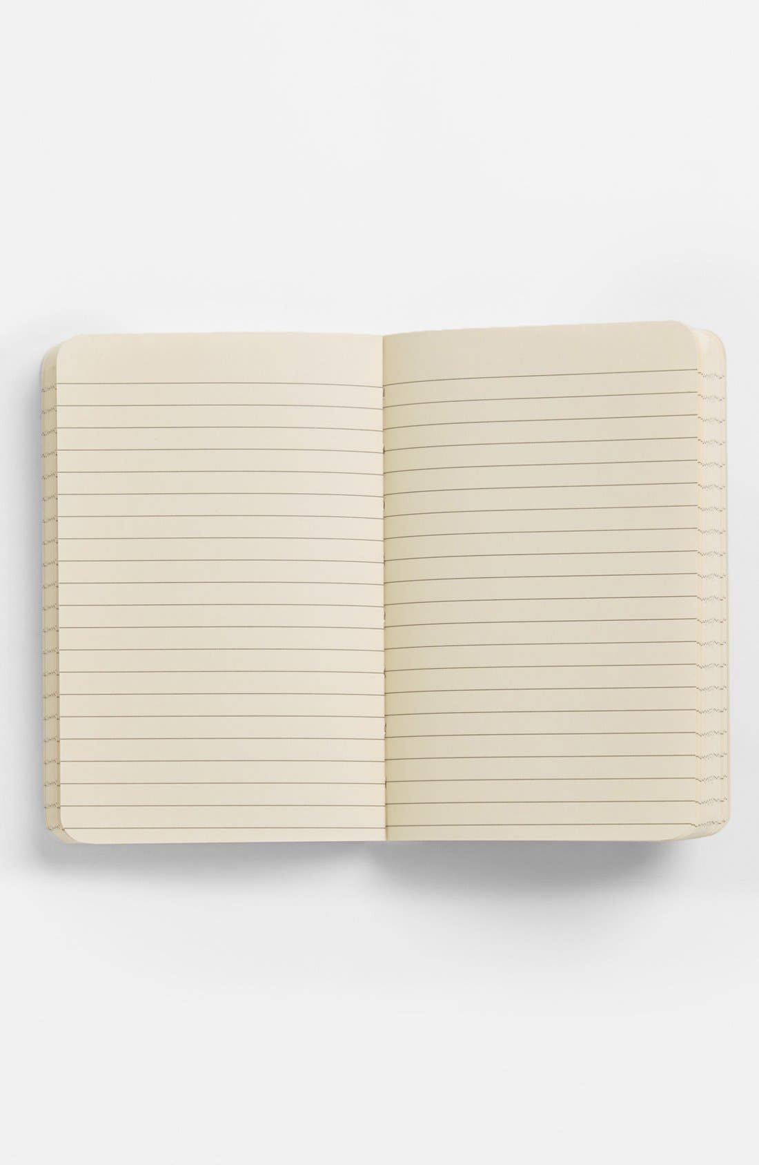 Alternate Image 2  - Vintage Print Notebook